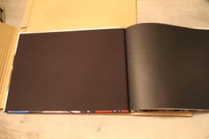 Hetfotoalbum binnenkant