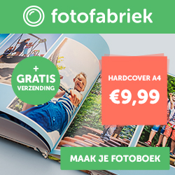 Maak een extra dik fotoboek!